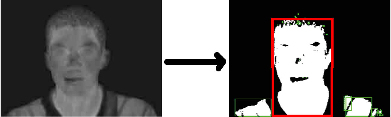 face-detection-from-IR-image