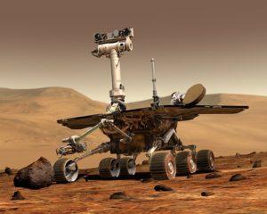 Computer Vision on Mars