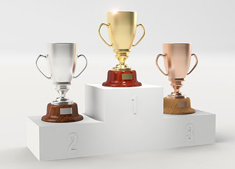 awards-podium